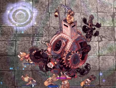 まにゃん島魔宮3階ボス戦